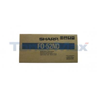 SHARP FO-5200/4900 DEVELOPER CARTRIDGE